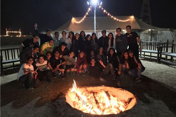 Desert Camp 2017
