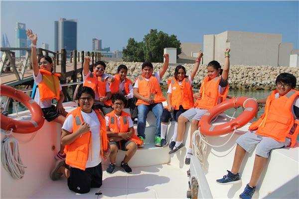 Bahrain Museum Visit 2017