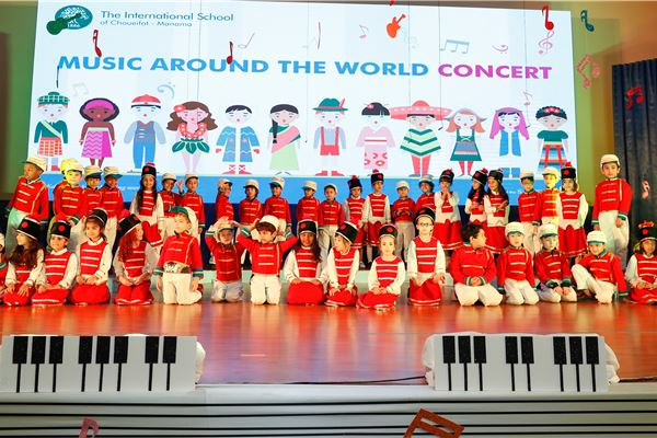 Grade 1 Concert 2019